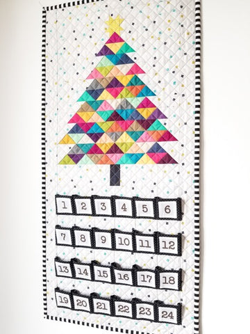 'Christmas Tree' by Jitka Clement from Jitka Designs Inc