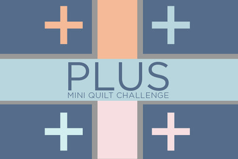 Curated Quilts Mini Quilt Challenge