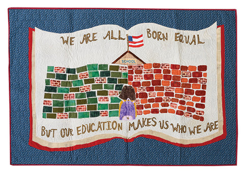 We Are All Born Equal but Our Education Makes Us Who We Are by Mila Bekele