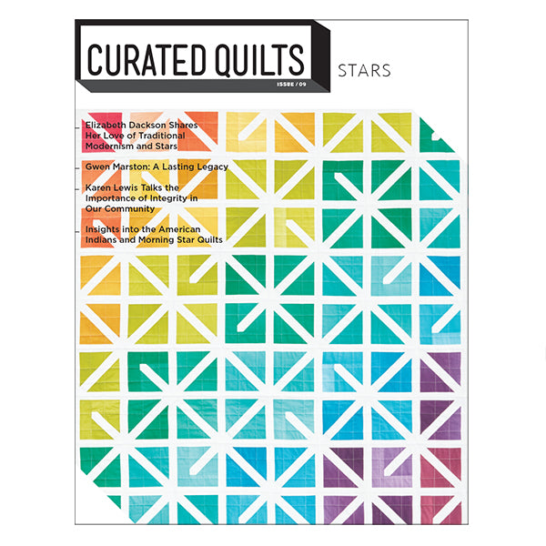 QuiltCon 2020 - Curated Quilts Preview