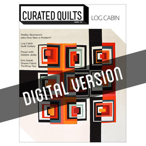 DIGITAL Log Cabin  - Issue 2