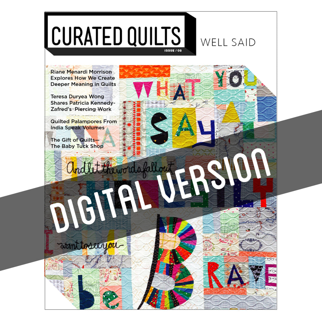 DIGITAL Well Said - Issue 8