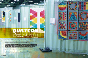 QuiltCon Special -  Quarterly Journal Subscription