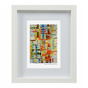 Summer in the City #1 - Art Print