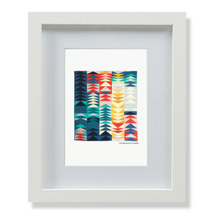 Folded Flyers - Art Print