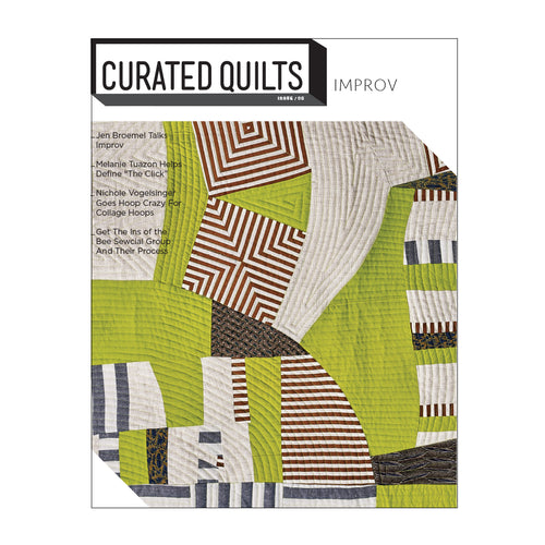 Improv - Wholesale 12-Curated Quilts
