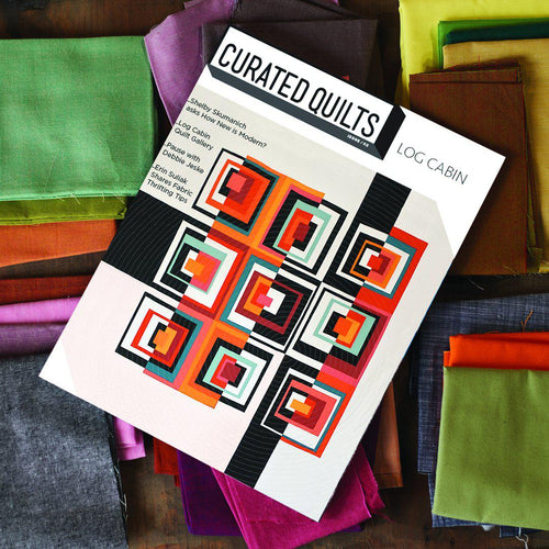 Log Cabin - Wholesale 12-Curated Quilts