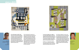 DIGITAL Improv - Issue 5-Curated Quilts