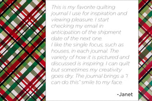 Gift Subscription - One Year of Curated Quilts - US Address Only