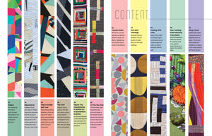 Improv - Issue 5-Curated Quilts