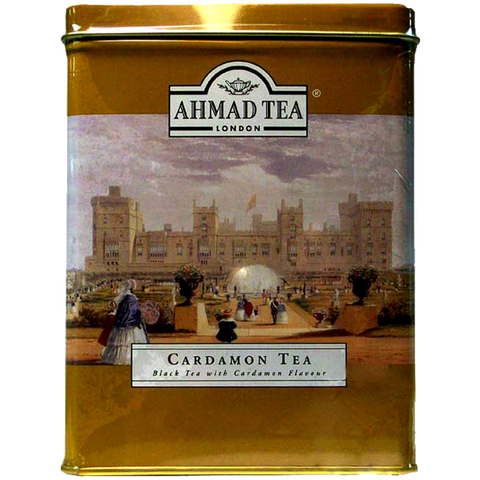 Ahmad Tea London Cardamom Tea (Tin Pack)