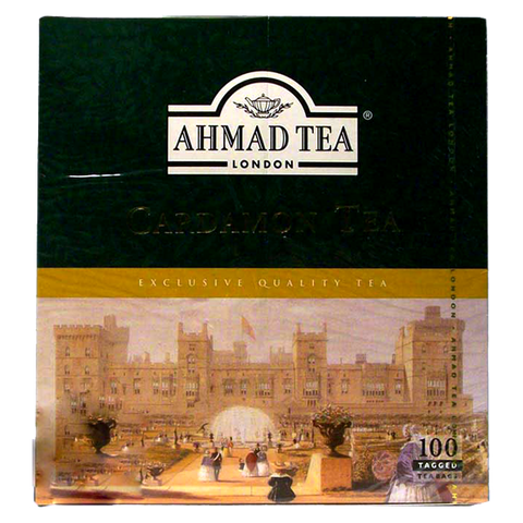 Ahmad Tea London Cardamom Tea (Exclusive)
