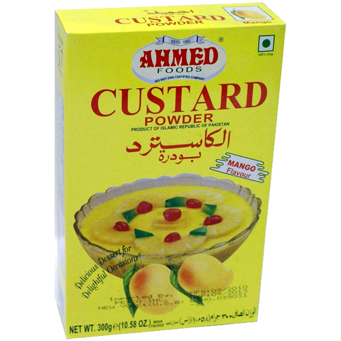 Ahmed Custard Powder - Mango Flavor