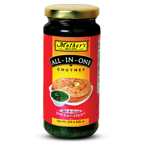 All-in-One Chutney