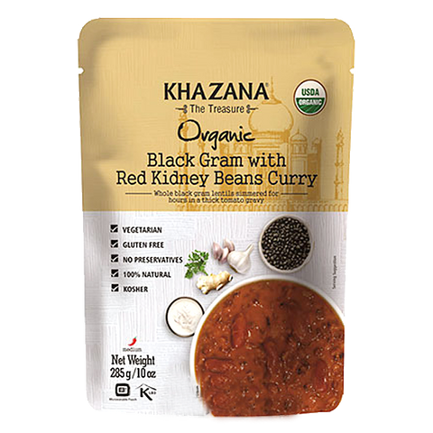Black Gram With Red Kidney Beans Curry (Ready-to-Eat)