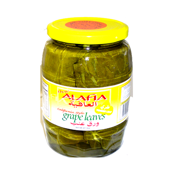 California Alafia Grape Leaves
