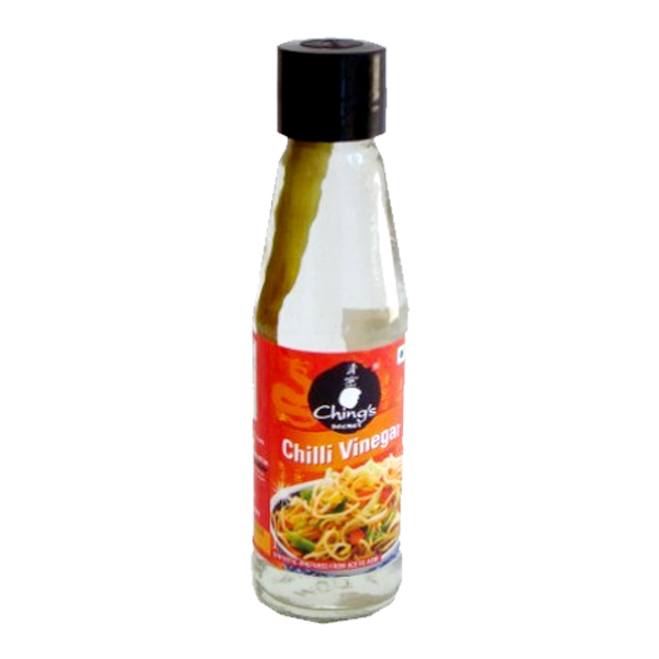 Ching's Chili Vinegar