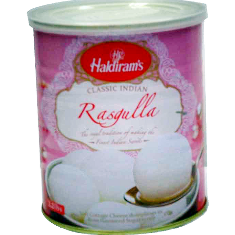Classic Indian Rasgulla