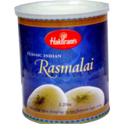 Classic Indian Rasmalai