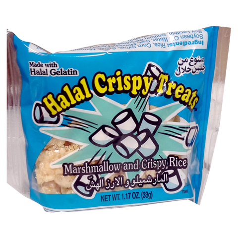 Crispy Treats (Marshmallow & Crispy Rice)