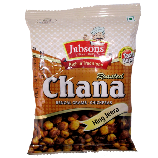 Roasted Chana - Hing Jeera