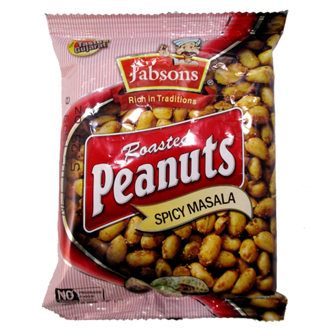 Roasted Peanuts - Spicy Masala