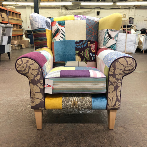 Denver Wing Chair