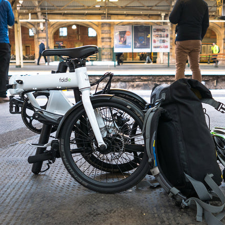 The Evolution of the Folding Electric Bicycle