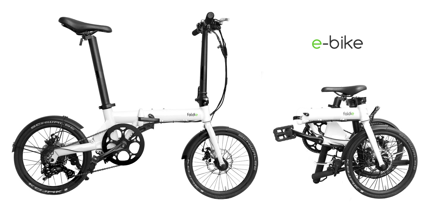 Foldie One E-Bike