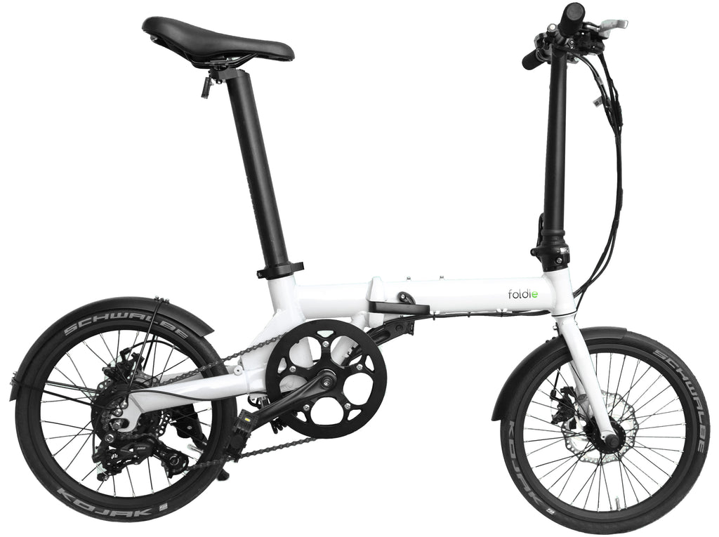 Foldie One Electric Folding Bicycle