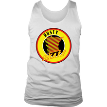 Rusty Skate Minnesota Canucks Tank