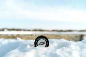 Logo Hockey Puck