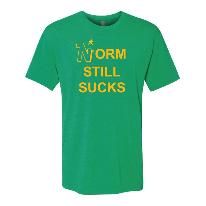Norm Still Sucks