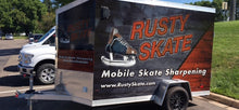 Hockey Skate Sharpening - We Come To You