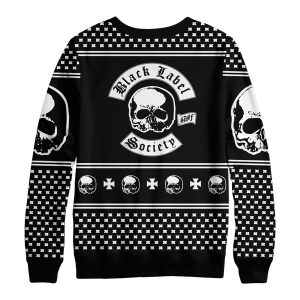 BLS Jacquard Sweater