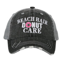 Beach Hair Donut Care KIDS Hats