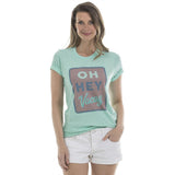 Oh Hey Vacay Women's Graphic T-Shirt