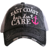East Coast Hair Dont Care Hats