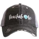 Beachaholic Trucker Hats