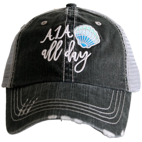 A1A All Day Trucker Hats