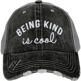 Being Kind is Cool Women's Trucker Hat