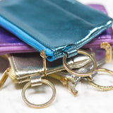 Pastel Key Ring Wallet