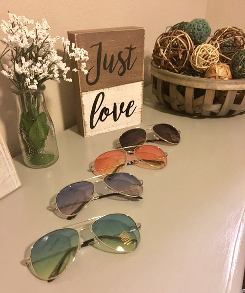 Accessories - Aviator Shades