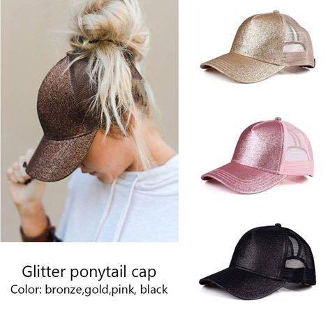Accessories - C. C. Pony Cap
