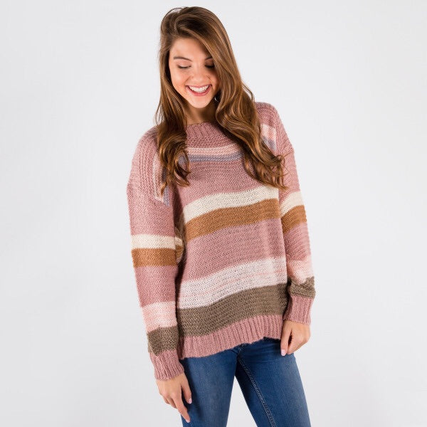 Dessert Blush Sweater