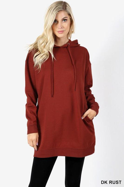 Sweatshirt - Oversized Loose Fit Hoody (more Colors)