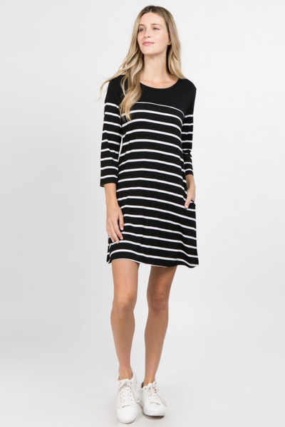 Judson Striped Dress