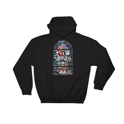 Lamb SS - Hooded Sweatshirt - Vorm Clothing Co.
