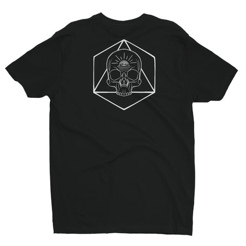 Third Eye - Black - Short Sleeve T-shirt - Vorm Clothing Co.
