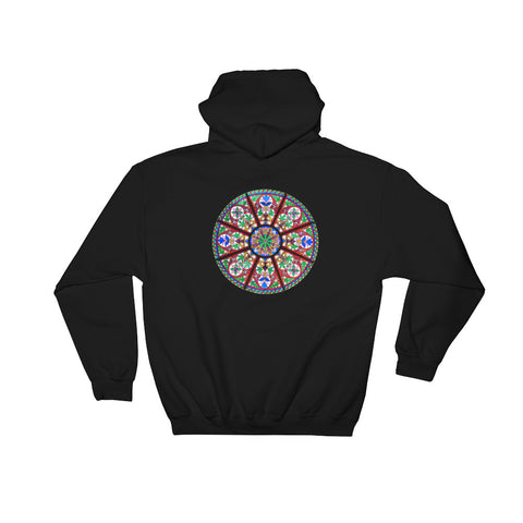 Window 9 - Hooded Sweatshirt - Vorm Clothing Co.
